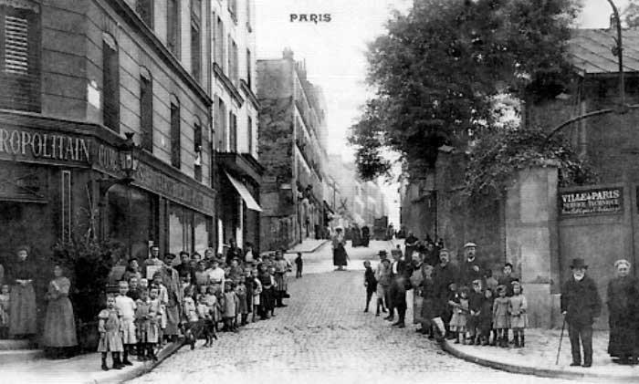 Célèbre VOYAGE DANS LE VIEUX PARIS | KGS Prestige BH56